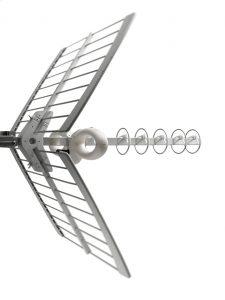 la migliore antenna esterna per digitale terrestre Fracarro Sigma 6HD