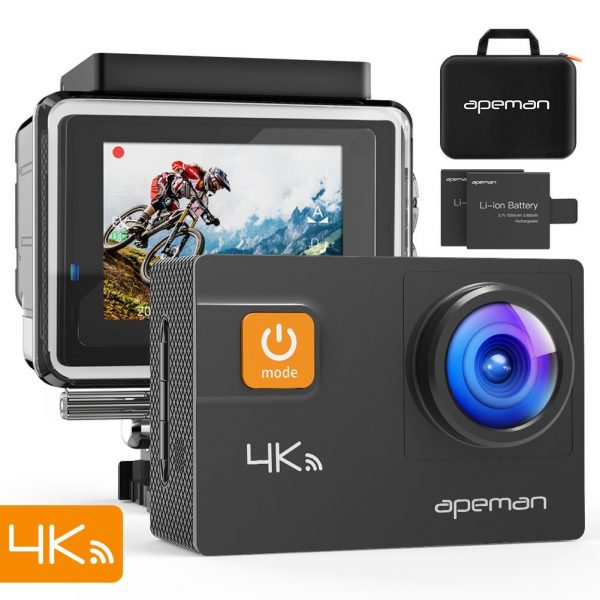 miglior action cam low cost Apeman A80